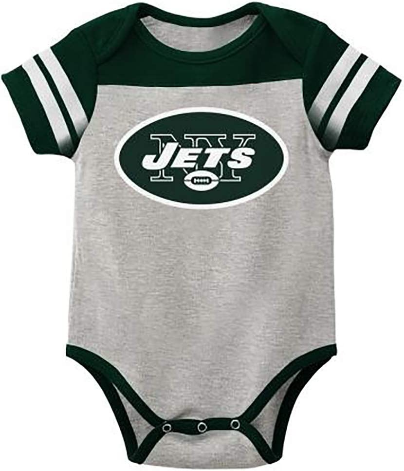 Outerstuff NFL Newborn Infants Little Blocker Creeper Bodysuit Onsie
