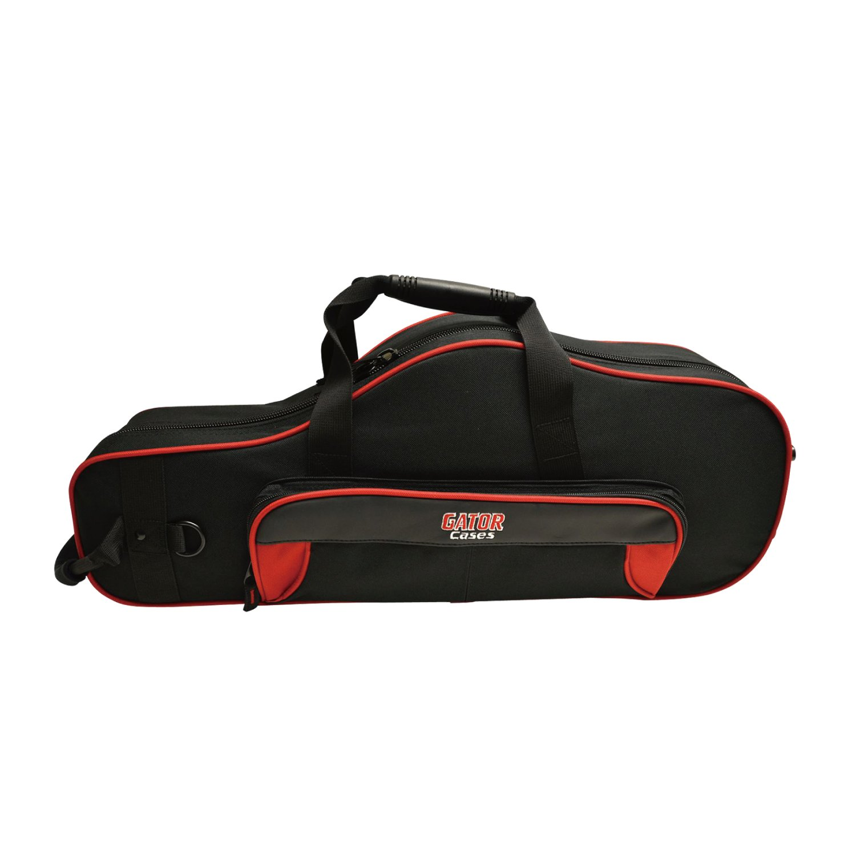 GATOR ゲーター スピリットシリーズ アルトサックス セミハードケース GL-ALTOSAX-RK レッド&ブラック B00IJYE2I0 レッド&ブラック レッド&ブラック