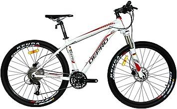 West Bicicleta Depro D370 Completa Bicicleta de montaña 27-Speed ...