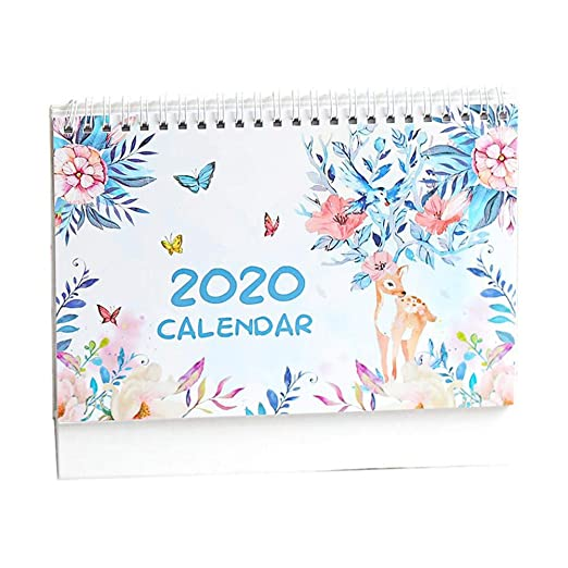 Calendario Planificador Mr Wonderful Calendario2019 2020 Pared ...