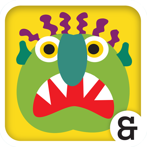 Go Away, Big Green Monster! (Halloween Android Apps)
