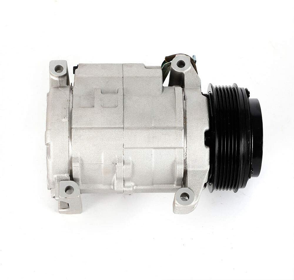 A//C Compressor /&Clutch CO 21625C Fit for 2008-2012 Buick Enclave 2009-2012 Chevrolet Traverse 2007-2012 GMC Acadia 2007-2010 Saturn Outlook