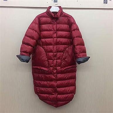 30c700235f4 New Ultra Light Down Jacket Women Winter Coats Black Overcoat Warm 90% Duck  Down Padded