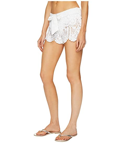 b004c8ef6d Letarte Women's Crochet Short at Amazon Women's Clothing store: Fashion  Swimwear Cover Ups