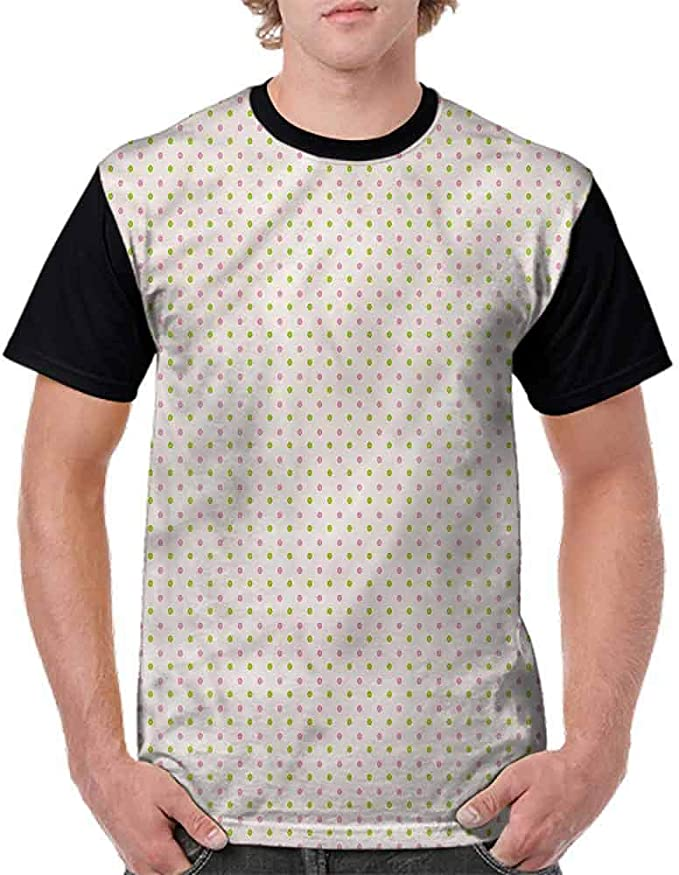 BlountDecor Loose T Shirt,Valentines Day Design Fashion Personality Customization