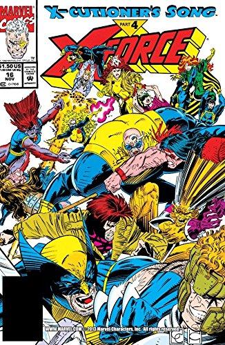 X-Force (1991-2002) #16 (Rosa 2002)