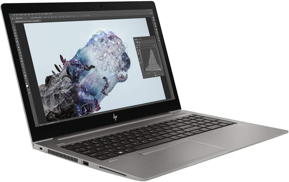 "HP ZBook 15u G6 Mobile Workstation - 15.6"" FHD AG 400n / IR Camera - 1.9 GHz Intel Core i7-8665U Quad-Core - 512gb SSD - AMD WX 3200 - 16GB - Windows 10 pro"