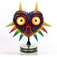Dark Horse Comics 14 Inch Tall Painted The Legend of Zelda Majora's Mask Video Game Collectible 3D Figurine Statue Toy with Detailed Base