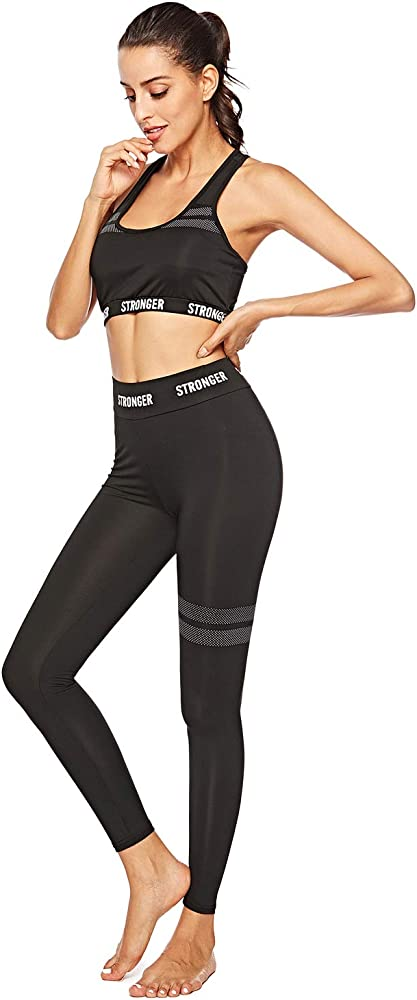 Conjunto Deportivo Mujer Fitness Verano Liso Chandal Dos Piezas ...