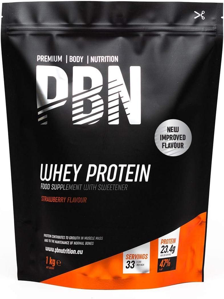 PBN Premium Body Nutrition Proteína de suero de leche en ...