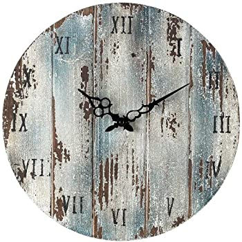 Amazoncom Sterling 1281009 Wooden Roman Numeral Outdoor Wall