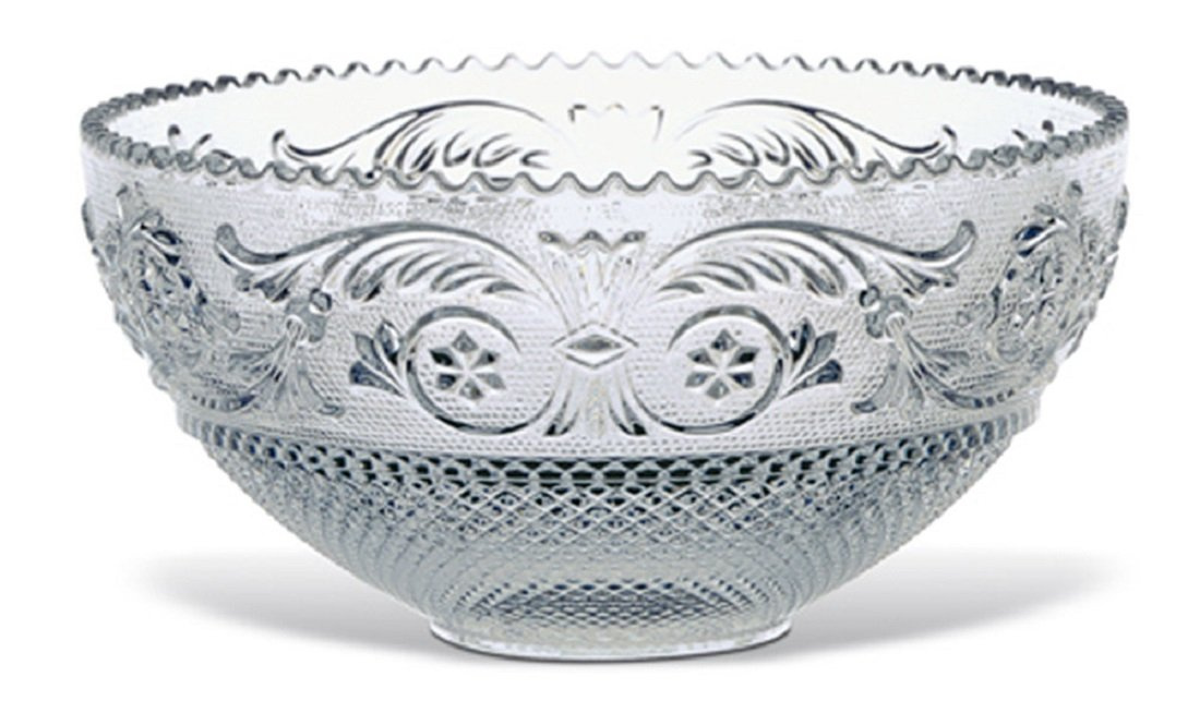 Baccarat Arabesque Candy Dish - No Color