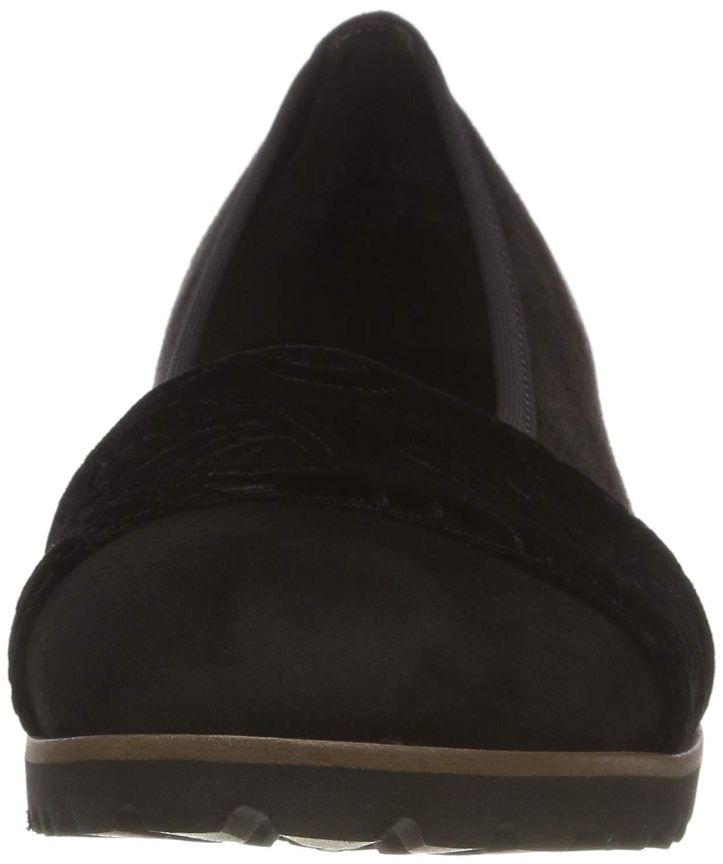 10570 Noir Noires Gabor schwarz Ballerines US5q5cwF