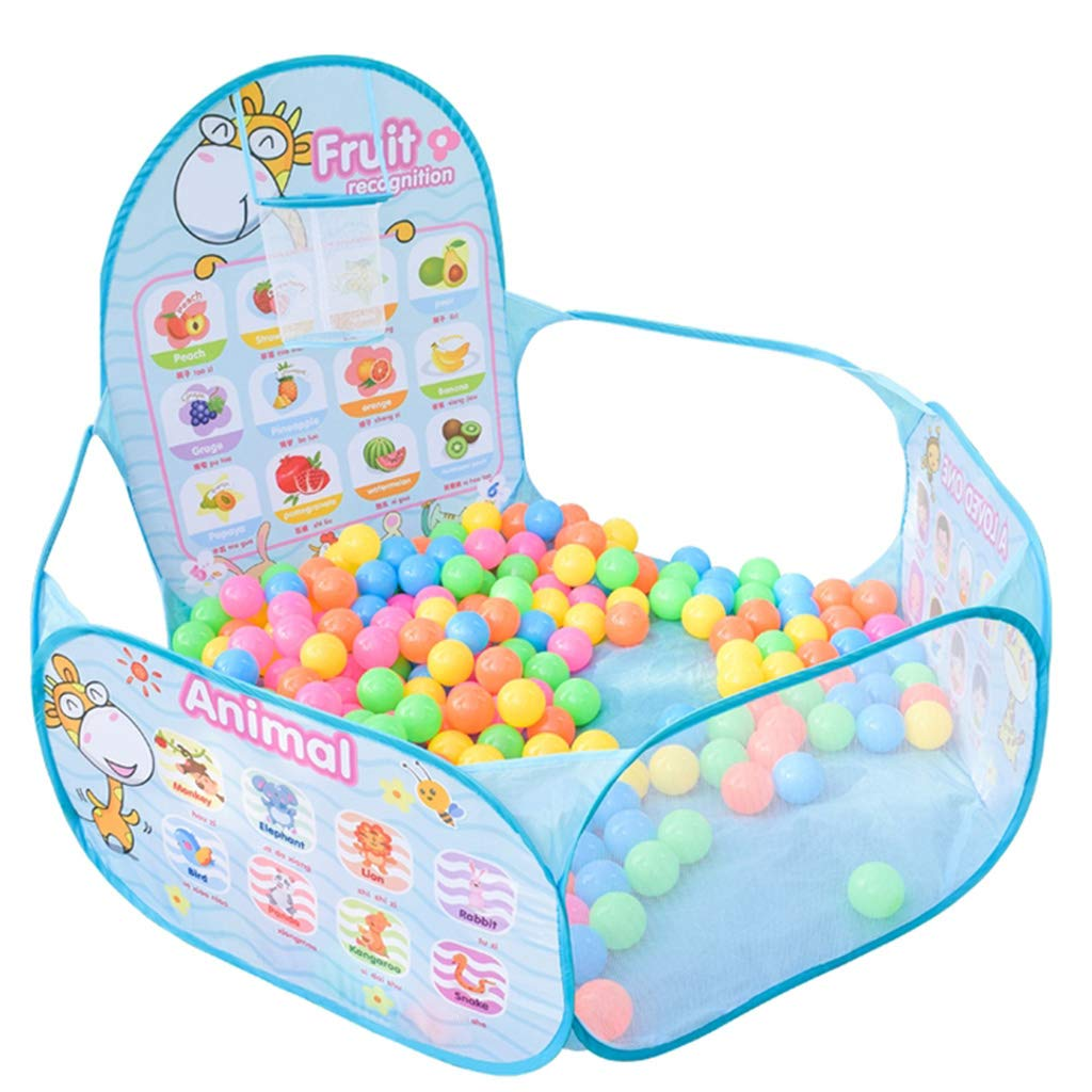 Playpens Toddler Ball Pits Tent Large Pop Up, Baby Fence Playground Protective Children for Indoor Outdoor Household Shatter Resistant Toys