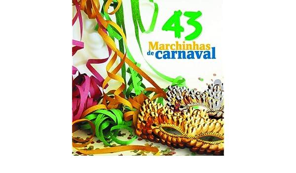 43 O CARNAVAL CD BAIXAR DE MARCHINHAS
