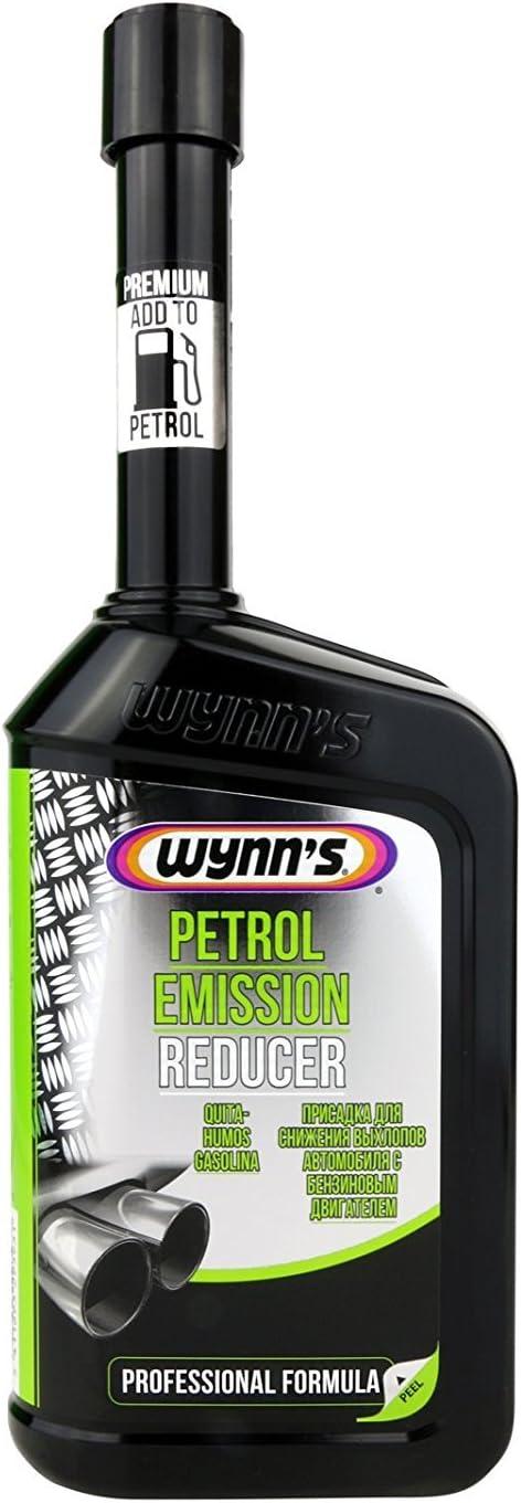 Car Engine Oil Stop Smoke Additive-Mot Exhaust Emission Reducer Petrol//Diesel