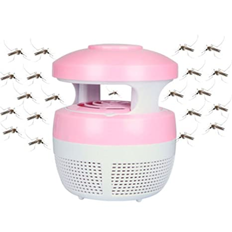 aquiver Mosquito Killer lámpara LED USB, cargador USB anti ...