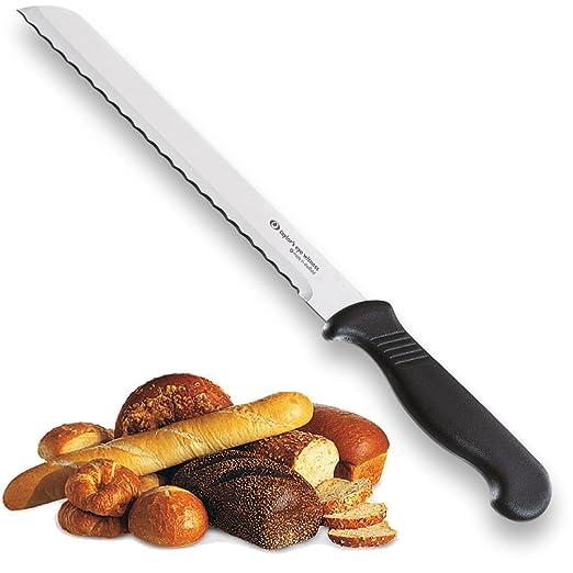 Taylors Eye Witness Sheffield Made Cuchillo de pan dentado: filo ...