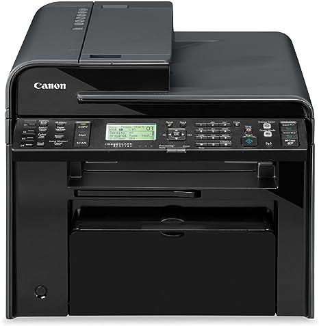 Amazon.com: Canon imageCLASS MF4770 N Monocromo Impresora ...