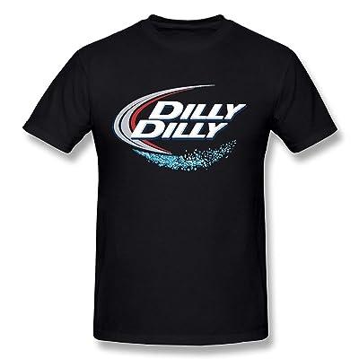 3e3445e1ac0 Clroon Frodiiny Mens Dilly Dilly Splash T-Shirt