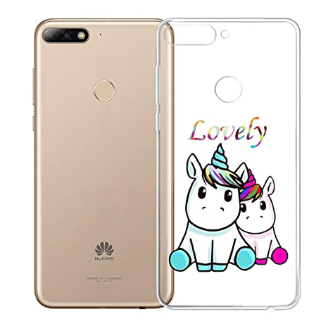 più recente 226e9 6d08a amazon.it cover huawei y7 2018 32256167 - ibnnews24x7.com