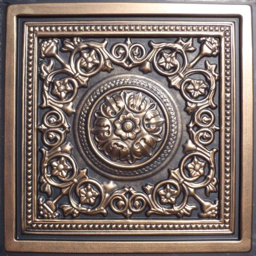 majesty-antique-bronze-black-24x24-pvc-ceiling-tile
