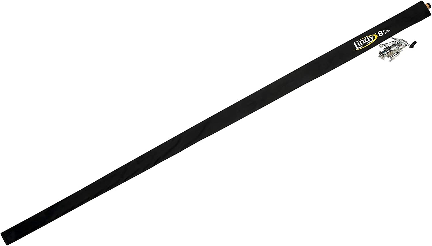 Lindy Fishing Rod Sock Protective Cover for Fishing Poles