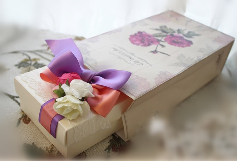 nero LUOEM Bustine Regalo Borsa Gioielli Sacchetti Borse Candy Matrimonio Partito Favore Bag Pack di 10