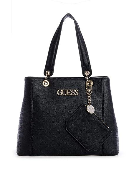 Amazon.com: GUESS Kamryn - Bolsa de la compra, Uno: Clothing