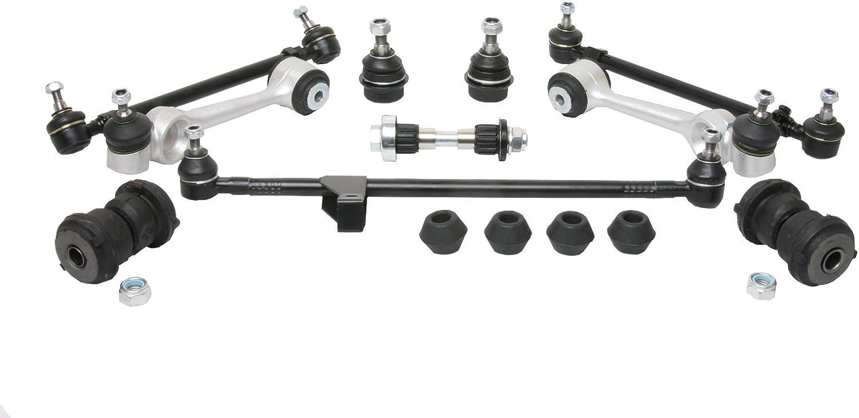 Front /& Rear URO Parts E3216PCKIT Suspension Kit 16 pc