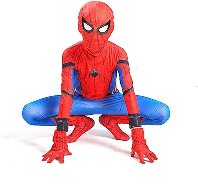 ANIMEB La venganza del hombre araña de Cosplay del traje de ...