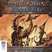 Rowan and the Zebak: Rowan of Rin, Book 4 | Emily Rodda