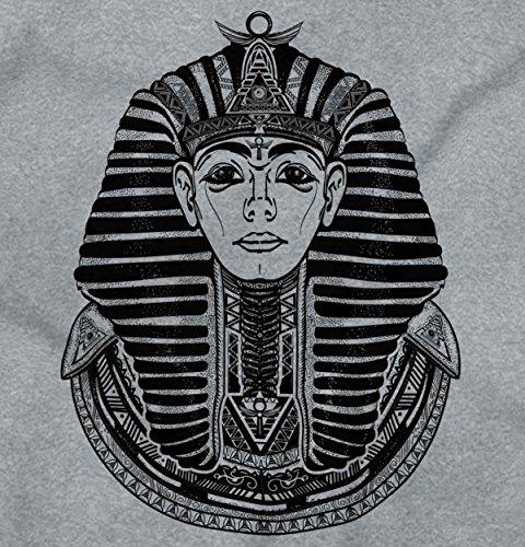 Brisco Brands Ancient Egyptian Pharaoh Shirt Mystic Scarab Symbol