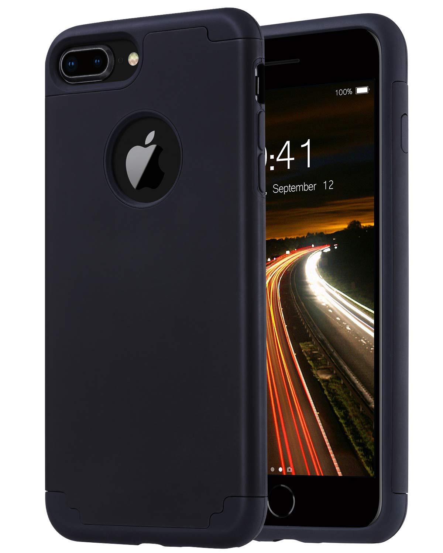 apple iphone 7 plus case black