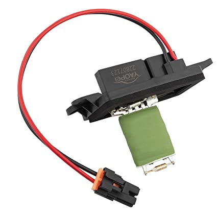 Manual Blower Motor Resistor with Harness for 2003-2006 Chevrolet  on