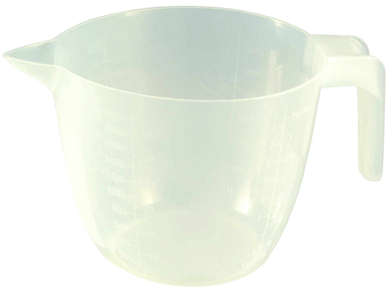 Chef Aid 2 Litre Plastic Measuring Jug George East 10E22002