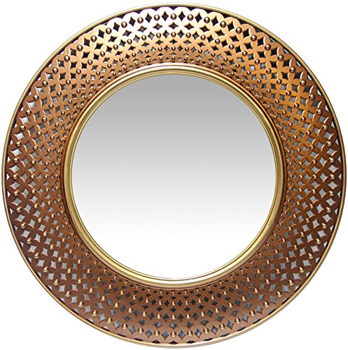 Infinity Instruments Bolly Wall Mirror
