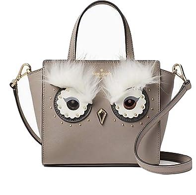46fe312d1 Amazon.com: Kate Spade Star Bright Owl Mini Hadlee Crossbody Handbag: Shoes