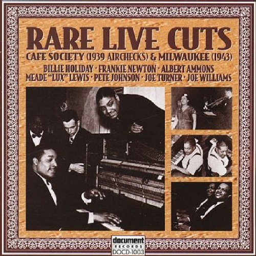 Rare Live Cuts: Cafe Society by DOC