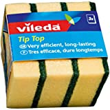 Vileda 4003790023996 Tip Top Sponge - 3 pcs