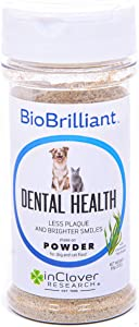 In Clover BioBrilliant Dental Support Powder for Dogs & Cats