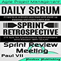 Scrum Master: Scrum Events Box Set Audiobook by  Paul VII Narrated by Randal Schaffer