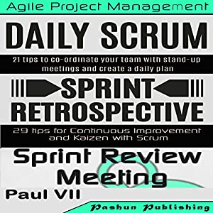 Scrum Master: Scrum Events Box Set Audiobook