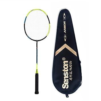 d8e60461bc3 Senston Badminton Racquet High Grade Graphite Badminton Racket Set -  Including 1 Badminton Bag 1