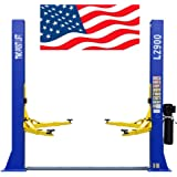 CR Two Post L2900 220V Auto Lift 9,000 lb. Capacity Car Vehicle Lift Great Quality / 12 Month Warranty
