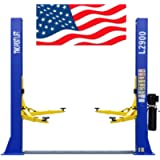 CHIEN RONG CR Two Post L2900 220V Auto Lift 9,000 lb. Capacity Car Vehicle Lift 12 Month Warranty