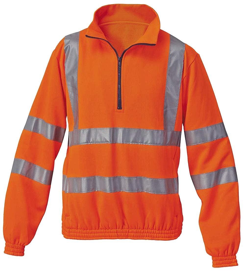 Tshirt-Express Felpa da Lavoro Alta visibilità Ottima qualità!