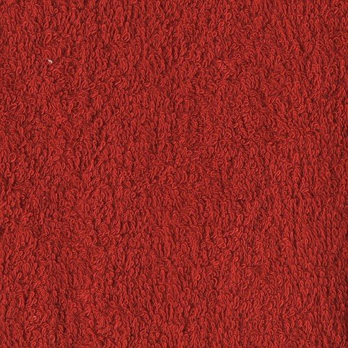 Richland Textiles Terry Cloth Red Fabric The Yard, (Red Terry Cloth)