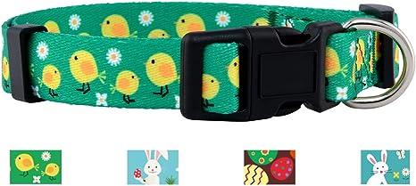 Easter Egg Dog Collar Easter Dog Collar Bling Easter Dog Collar Dog Collar for Easter