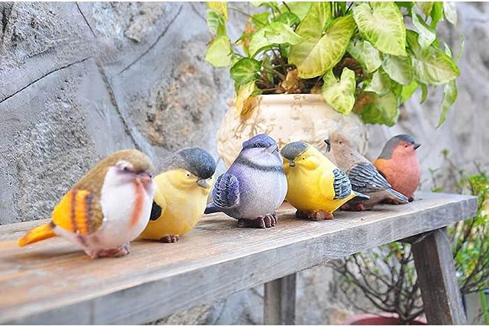 The Best Garden Birds Decor